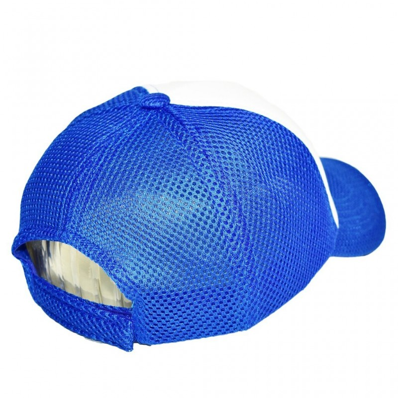 Winning Mesh Baseball Cap (Black/Red/Navy/Blue)