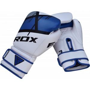 RDX F7 Ego Training Boxing Gloves (Blue)