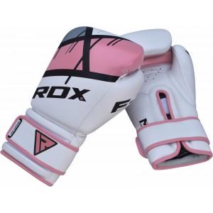 RDX F7 Ego Training Boxing Gloves (Pink)