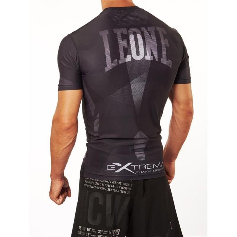 Leone X SHIRT RASHGUARD (Dark Grey)