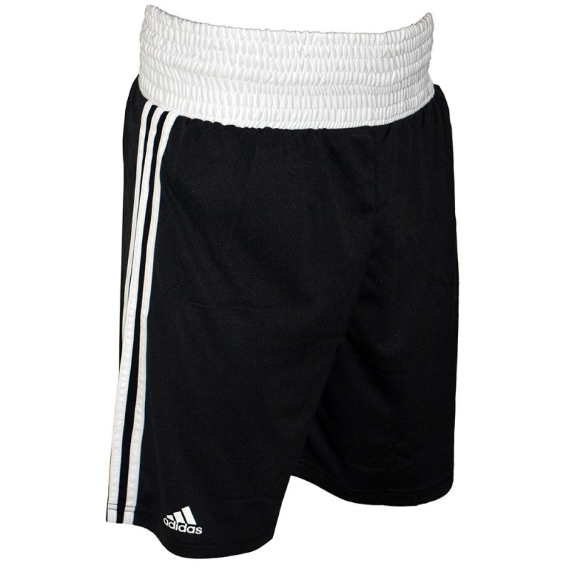 Adidas Boxing Shorts (Black/White)