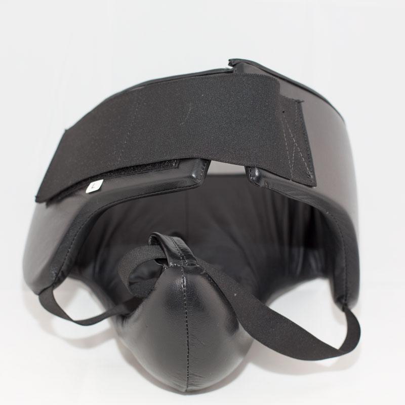 DEF Groin Guards (Black)