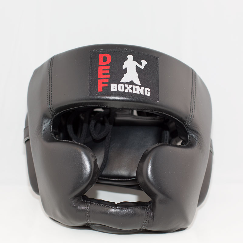 DEF Headgear (Black)