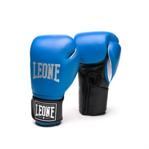 Leone Boxing Gloves - The One GN101 (Blue)