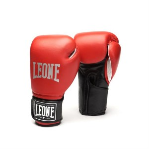 Leone The One Boxing Gloves - GN101 (Red)