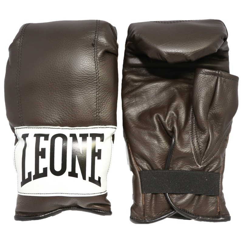 Leone Mexico Bag Gloves - GS503 (Dark Brown)