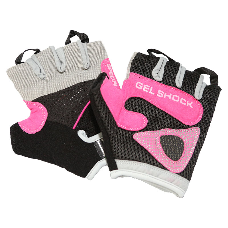 Leone Gym Gloves - AB712 (Pink)