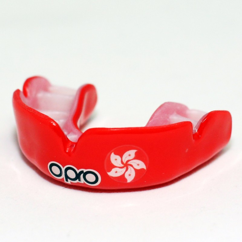 OPRO Power-Fit Mouthguard (Hong Kong)