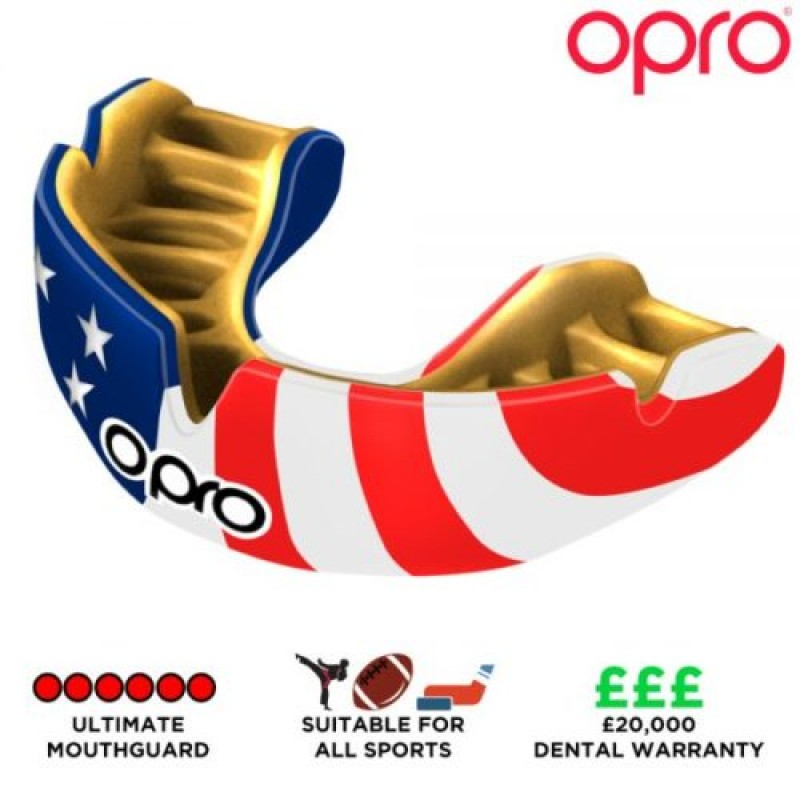 Opro Power-Fit USA
