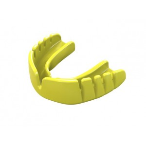 OPRO Snap-Fit Junior Mouthguard (Lemon Flavoured)