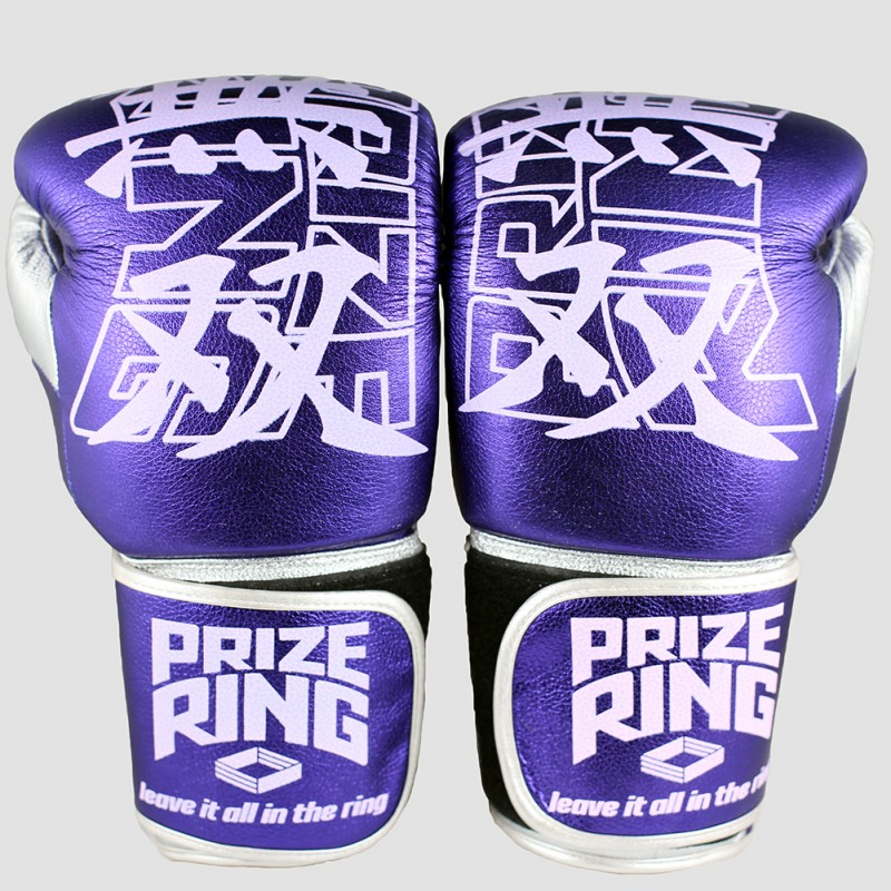 "Prize Ring ""Supreme 2.0"" MUSO (Metallic Purple-Silver)"