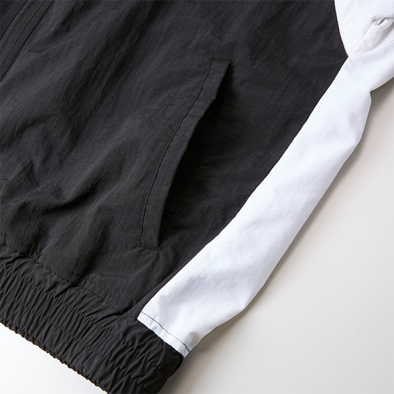 RSC 90's Logo Trace Jacket (Black)