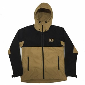 RSC Logo Shell Jacket (Brown)