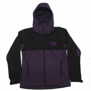 RSC Logo Shell Jacket (Purple)