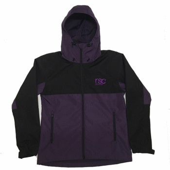 RSC Logo Shell Jacket (Purple)