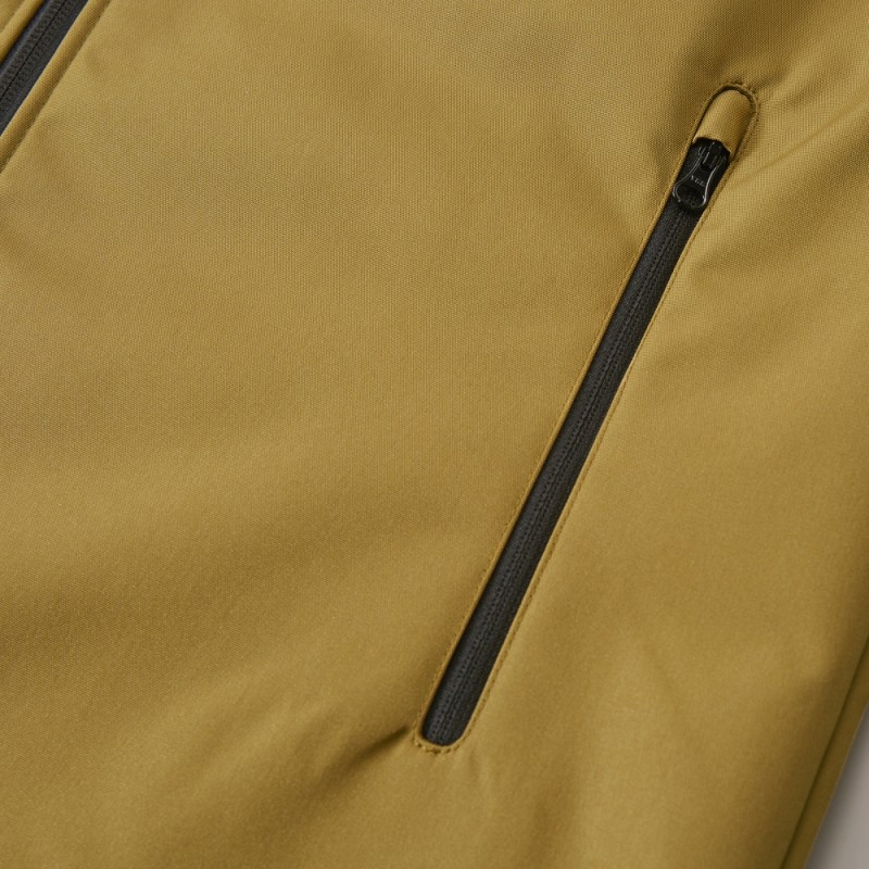 RSC Logo Shell Jacket (Brown)