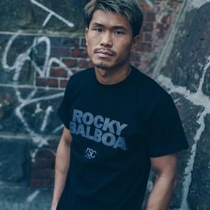 RSC Rocky Balboa Tee (Black)