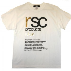 RSC Tokyo Edition Weight-class Tee (White)