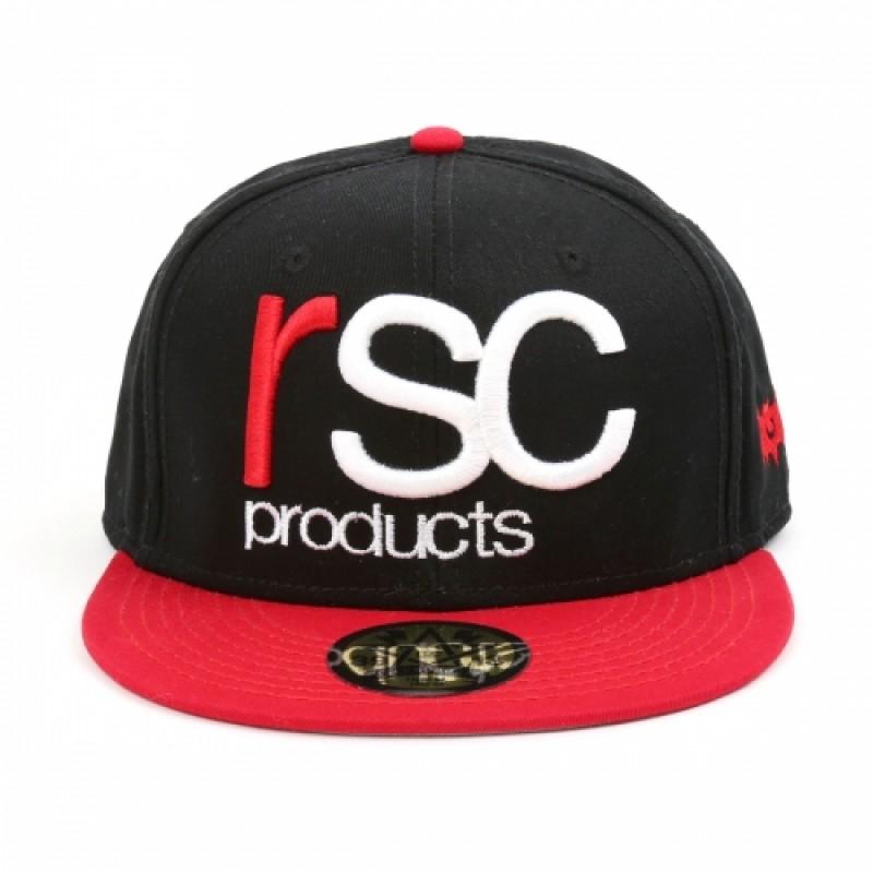 RSC Baseball Cap (Black/Red)