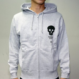 RSC SKYR Zip Punch Out (Grey)