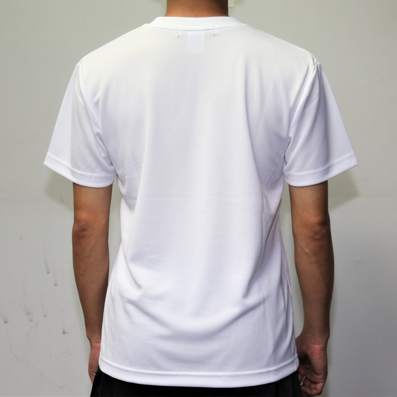 RSC Logo Tee (White X Red)