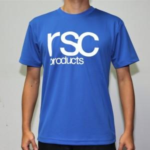 RSC Logo Dry Tee (Blue)