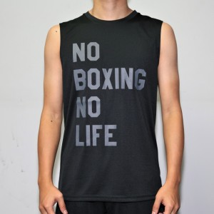 RSC No Boxing No Life Vest (Black)