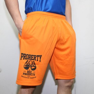 RSC Property Dry Half Pants (Orange)