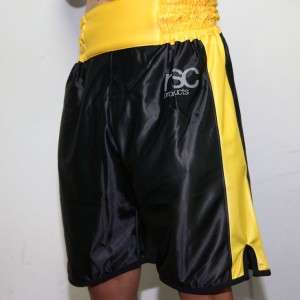 RSC Double-sided Boxing Pants (Black/Green)