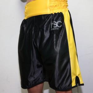 RSC Double-sided Boxing Pants (Black/Green)