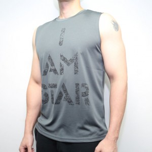 RSC I Am Star Vest (Grey)