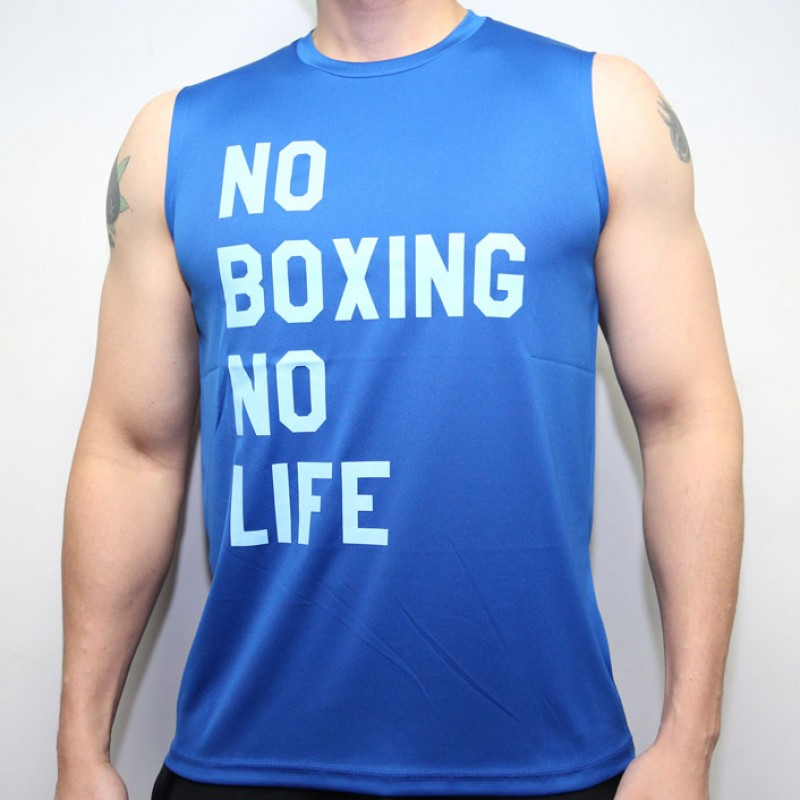 RSC No Boxing No Life Vest (Blue)