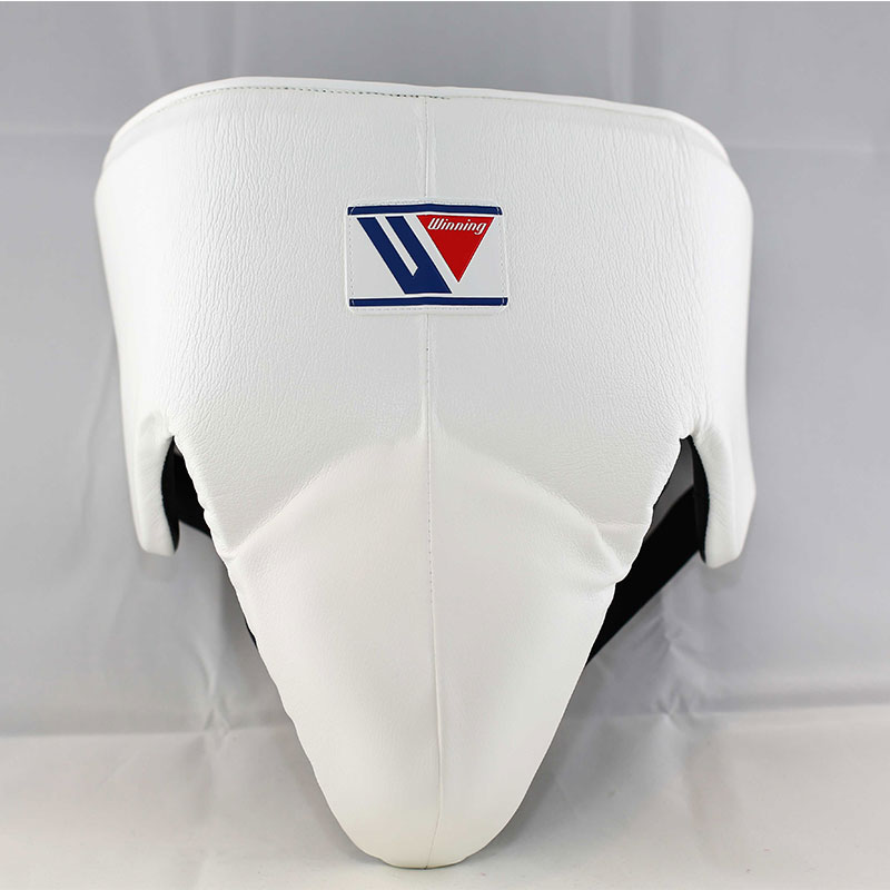 Winning Groin Guard (White)