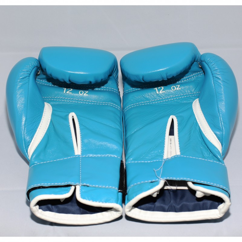 Winning Boxing Gloves Special Edition (Velcro/Sky Blue)