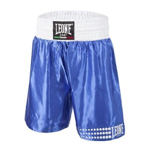 Leone Boxing Shorts (Blue)