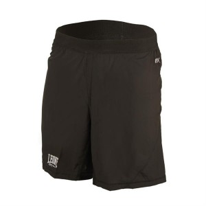 Leone MAN PRO TECH SHORTS (Black X Yellow)