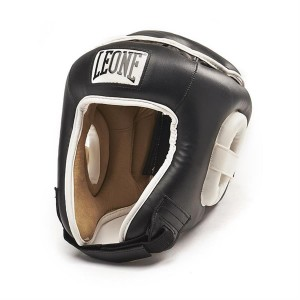Leone Combat Headgear (Black)