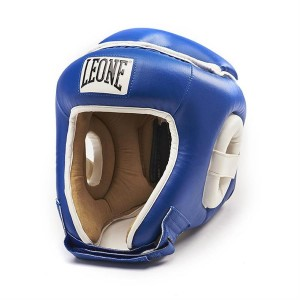 Leone Combat Headgear (Blue)