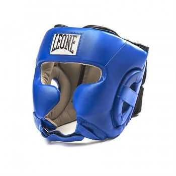 Leone Training Headgear (Blue)