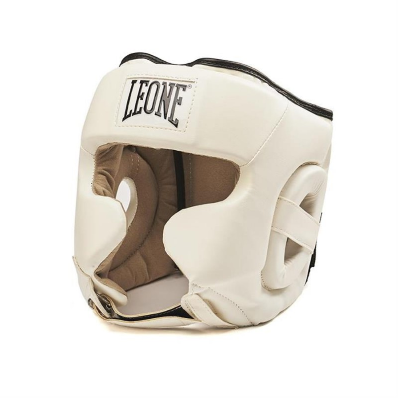 Leone Training Headgear (White)