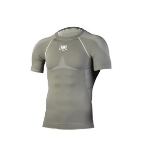 Leone MAN SEAMLESS T-SHIRT (Grey)