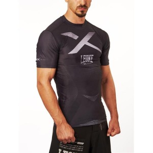 Leone X SHIRT RASHGUARD (Dark Grey)