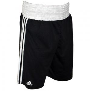 Adidas Boxing Shorts (Black/White)
