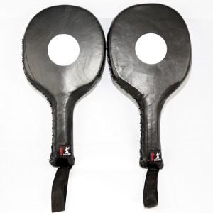 DEF Black Paddles