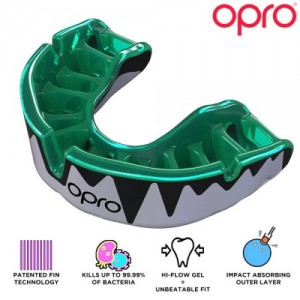 OPRO PLATINUM Mouthguard (FANGZ Special Edition)