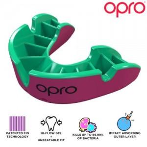 Opro Silver Mouthguard