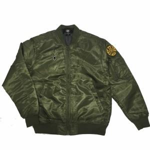 RSC Punch-Ma-1 Bomber Jacket (Green)