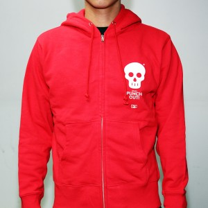 RSC SKYR Zip Punch Out (Red)