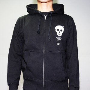 RSC SKYR Zip Punch Out (Black)