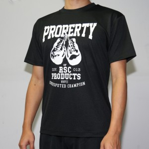 RSC Property Dry Tee (Black)